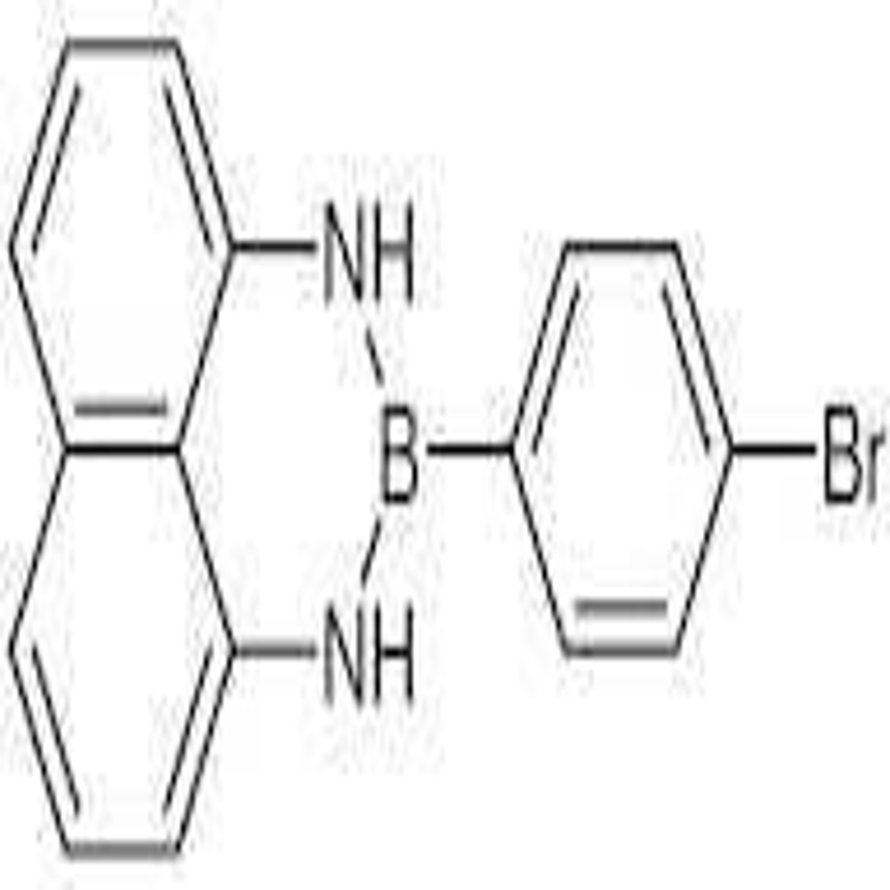 2-(4-Bromophenyl)-2,3-dihydro-1H-naphtho[1,8-de][1,3,2]diazaborine