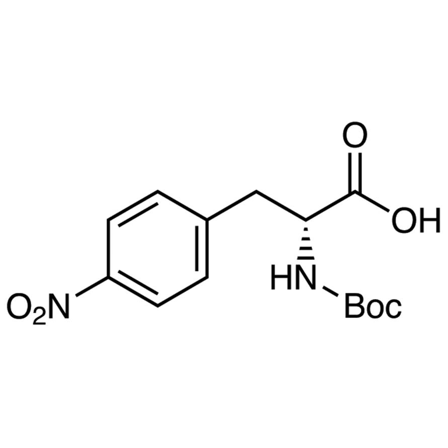 N-(tert-Butoxycarbonyl)-4-nitro-D-phenylalanine