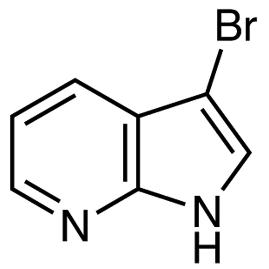 3-Bromo-1H-pyrrolo[2,3-b]pyridine