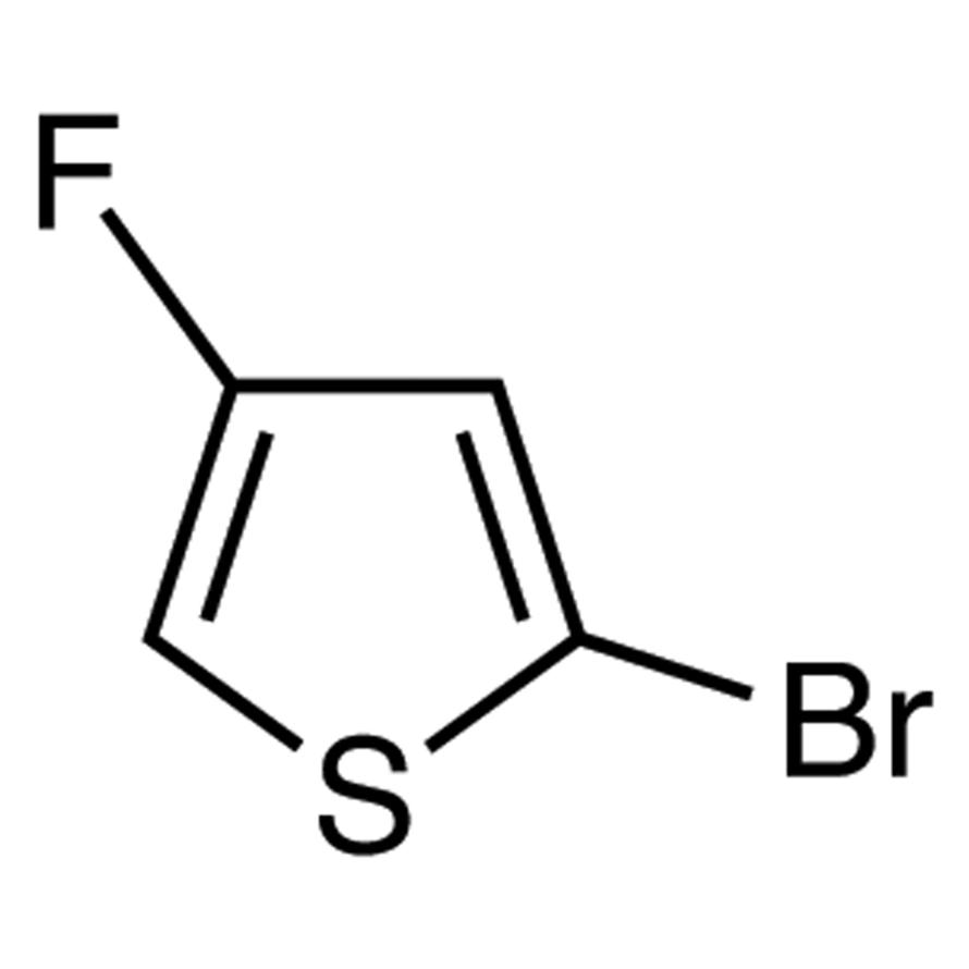 2-Bromo-4-fluorothiophene