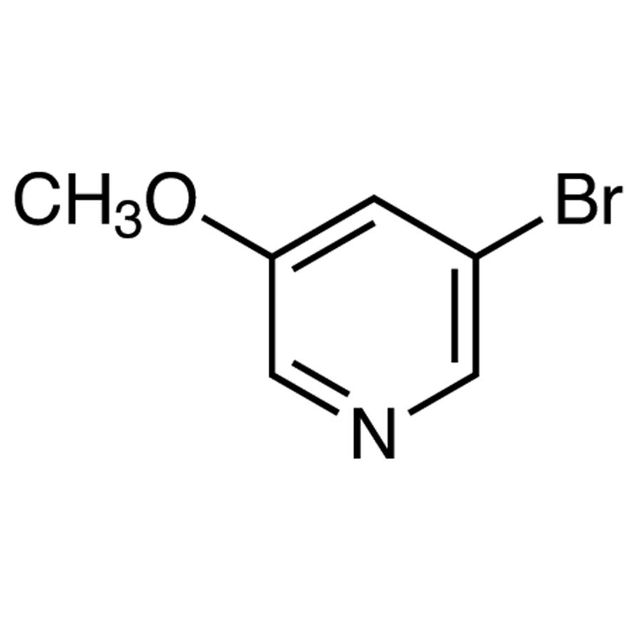 3-Bromo-5-methoxypyridine