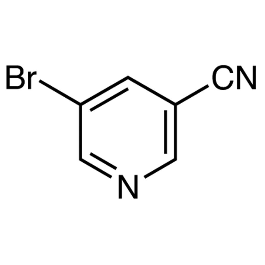 5-Bromo-3-pyridinecarbonitrile