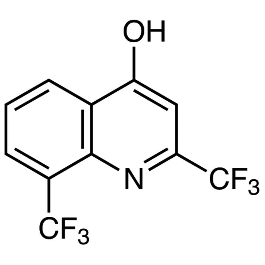 2,8-Bis(trifluoromethyl)-4-hydroxyquinoline