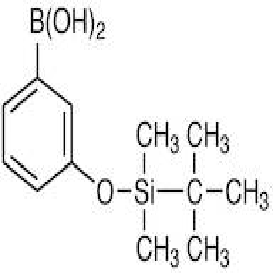 3-(tert-Butyldimethylsilyloxy)phenylboronic Acid (contains varying amounts of Anhydride)