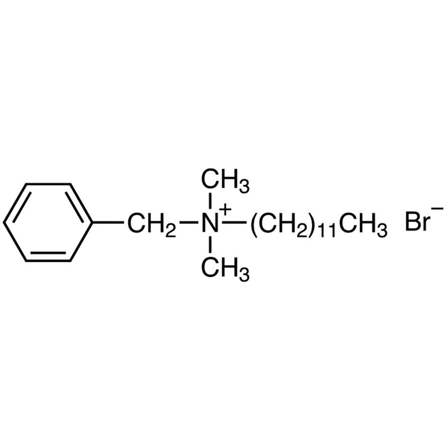 Benzyldodecyldimethylammonium Bromide