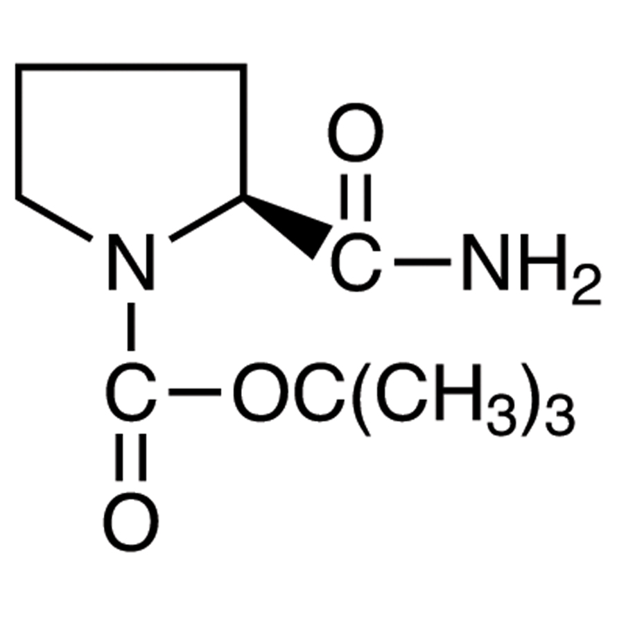 N-(tert-Butoxycarbonyl)-L-prolinamide