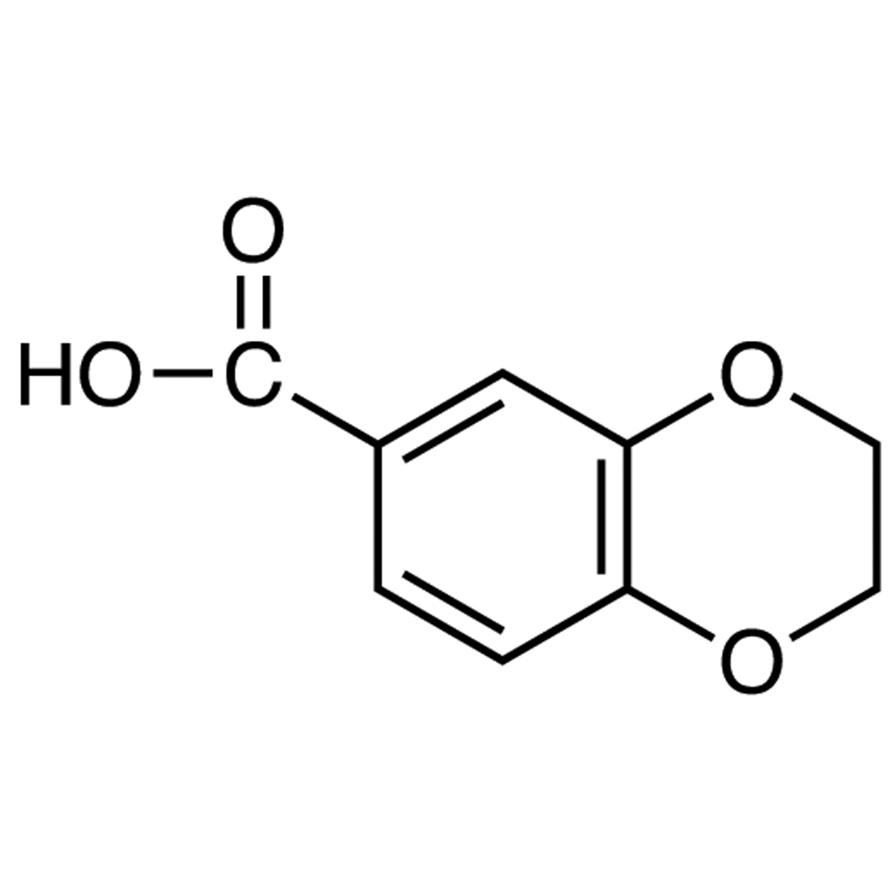 1,4-Benzodioxane-6-carboxylic Acid