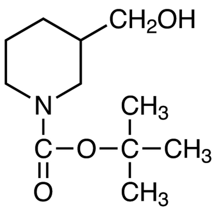 1-(tert-Butoxycarbonyl)-3-piperidinemethanol