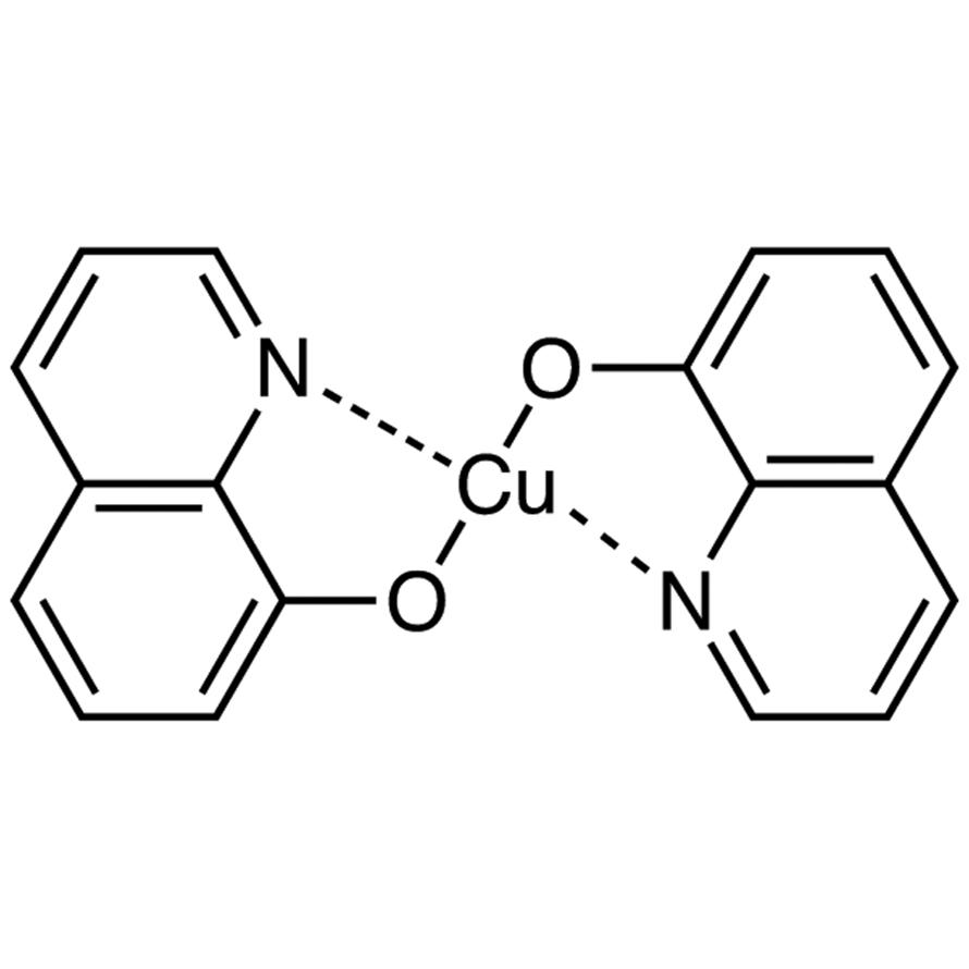 Bis(8-quinolinolato)copper(II) (purified by sublimation)