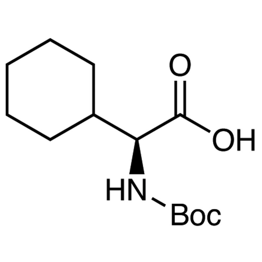 N-(tert-Butoxycarbonyl)-L-2-cyclohexylglycine