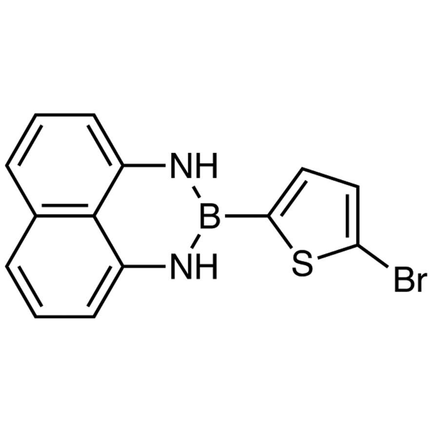 2-(5-Bromo-2-thienyl)-2,3-dihydro-1H-naphtho[1,8-de][1,3,2]diazaborine