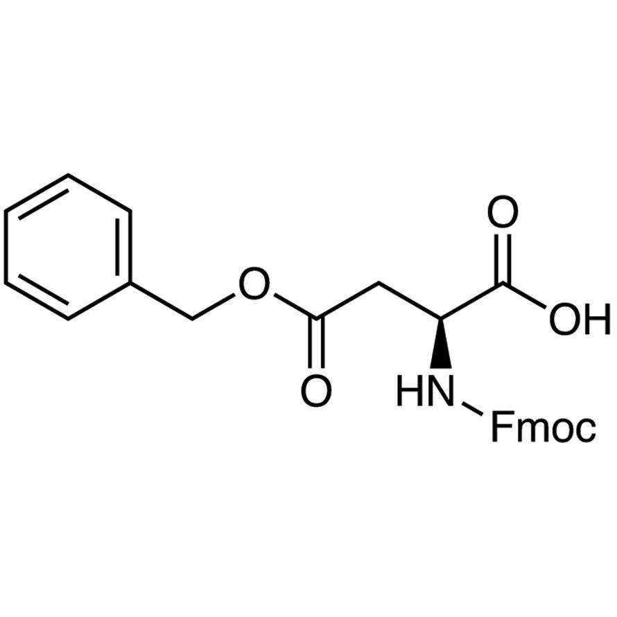 4-Benzyl N-[(9H-Fluoren-9-ylmethoxy)carbonyl]-L-aspartate