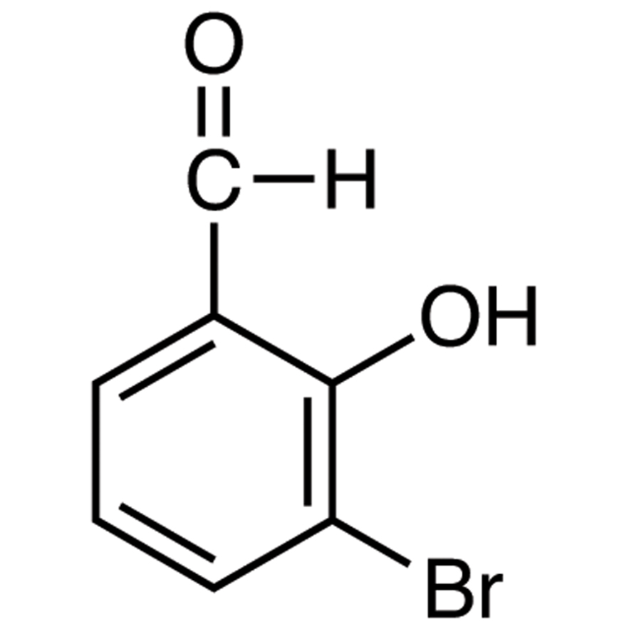 3-Bromosalicylaldehyde