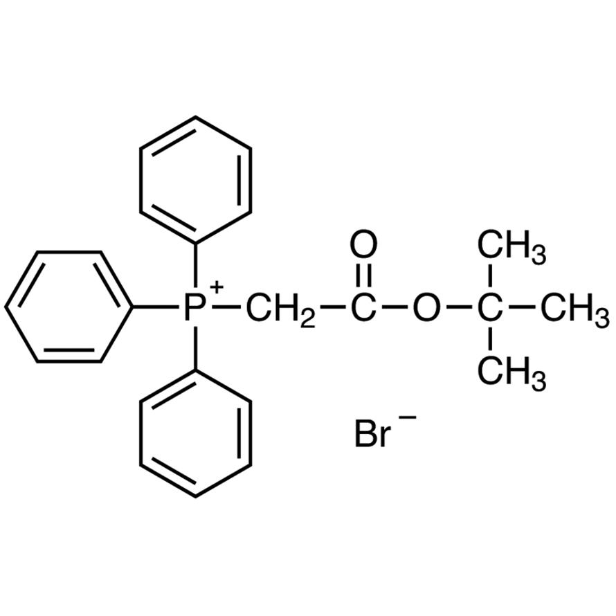 (tert-Butoxycarbonylmethyl)triphenylphosphonium Bromide