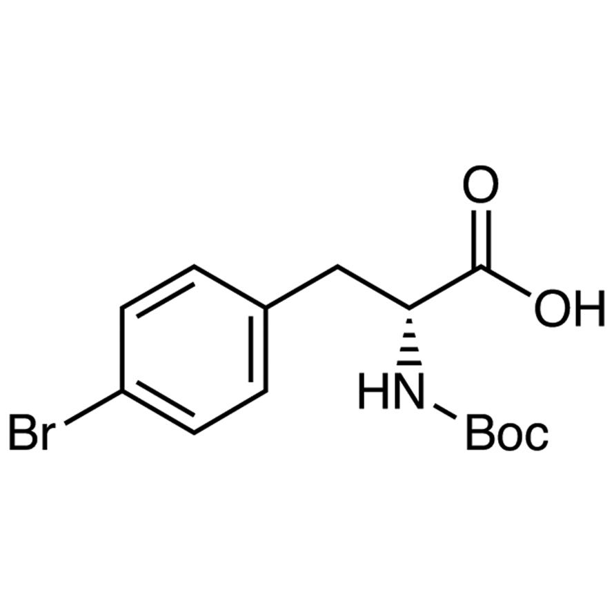 N-(tert-Butoxycarbonyl)-4-bromo-D-phenylalanine