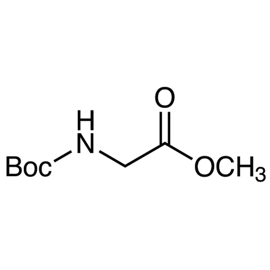 N-(tert-Butoxycarbonyl)glycine Methyl Ester