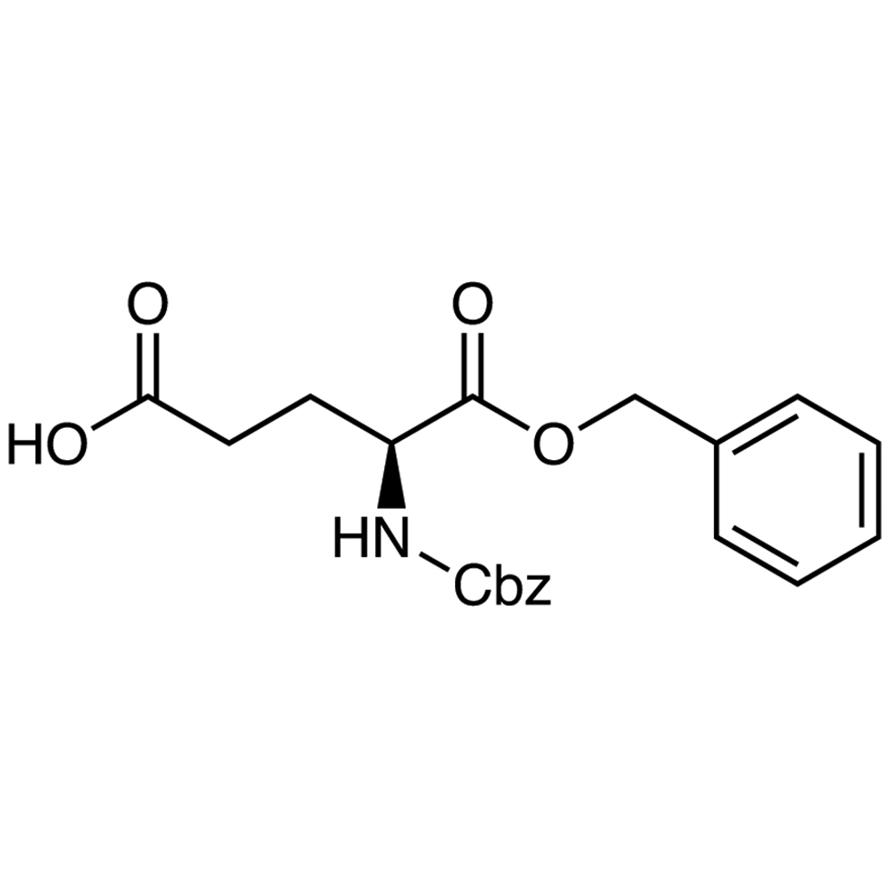 1-Benzyl N-Benzyloxycarbonyl-L-glutamate
