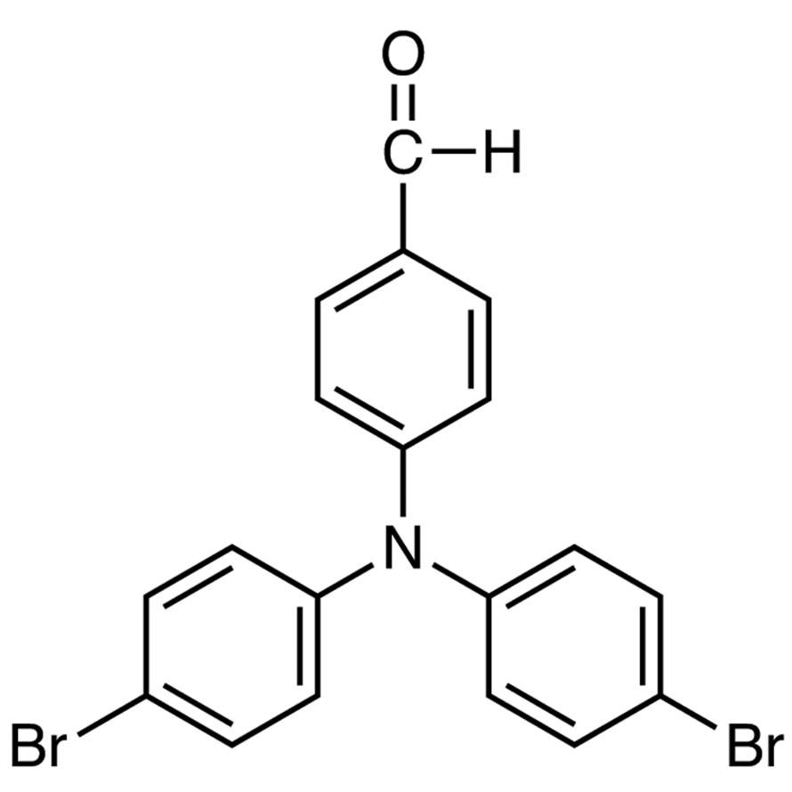 4-[N,N-Bis(4-bromophenyl)amino]benzaldehyde