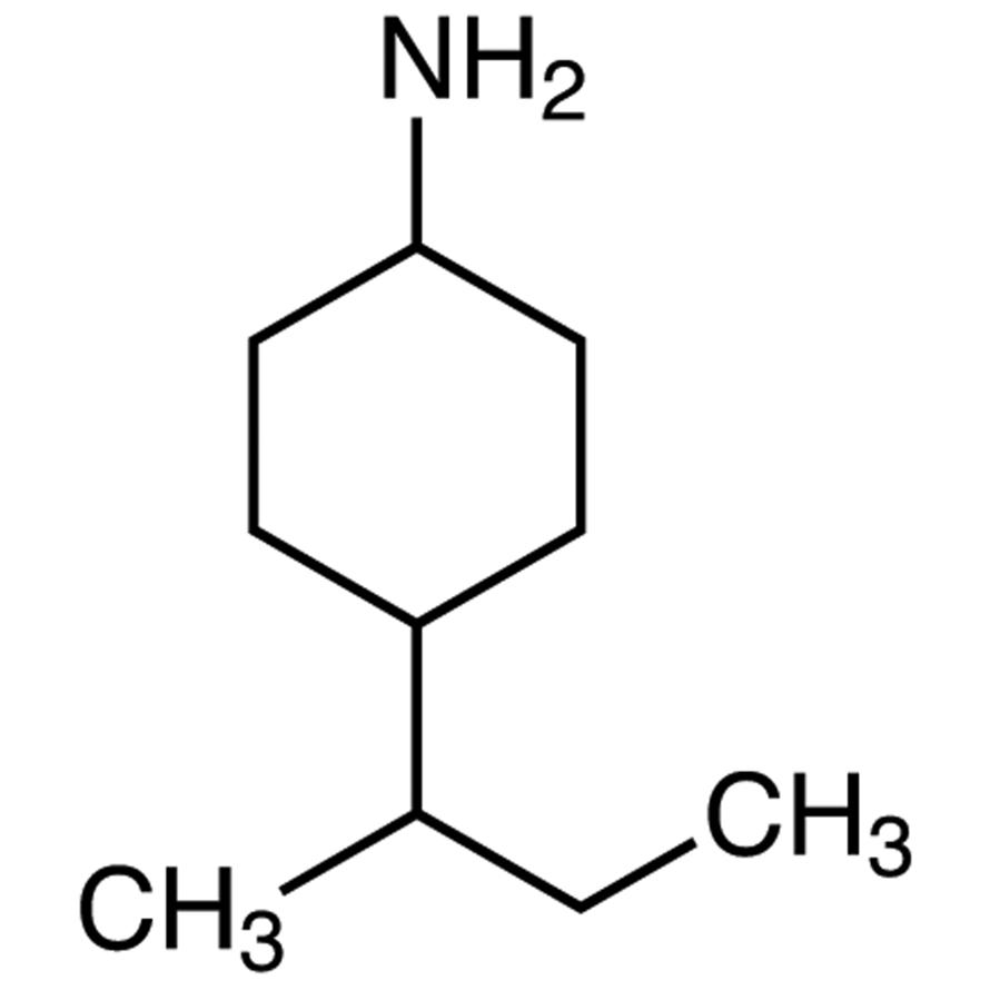4-sec-Butylcyclohexylamine (cis- and trans- mixture)