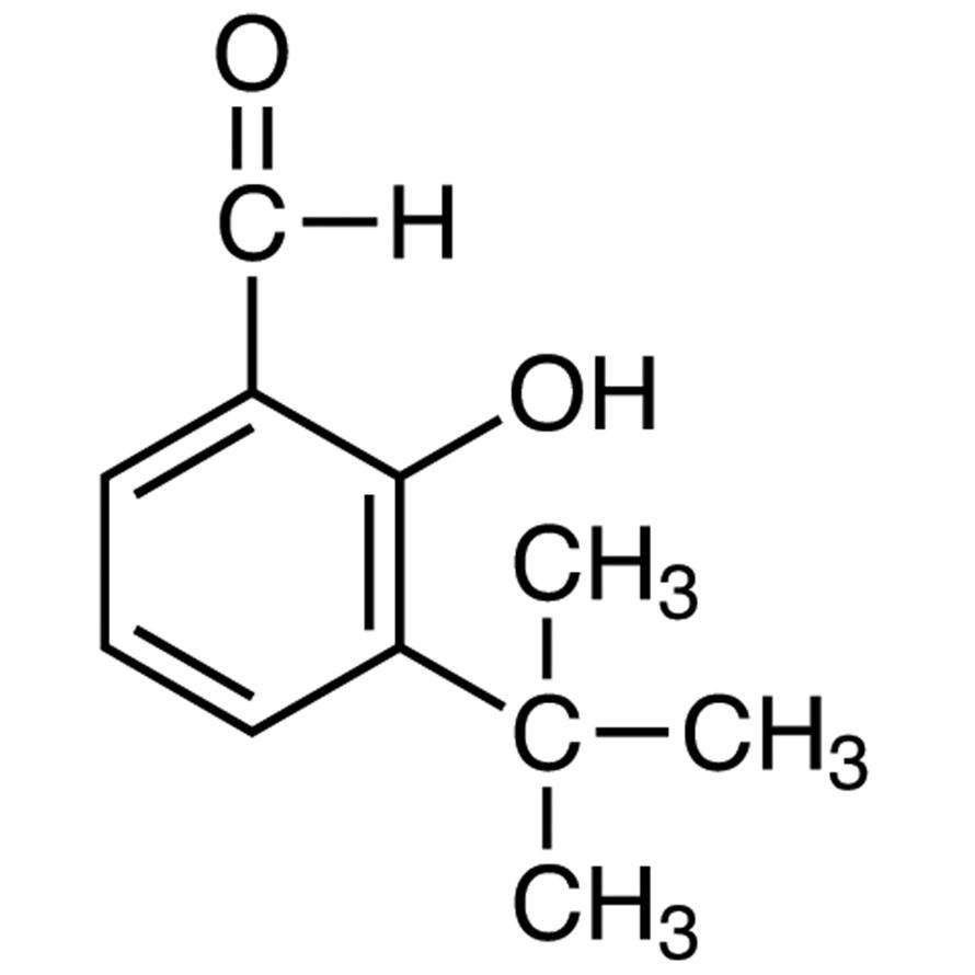 3-tert-Butylsalicylaldehyde