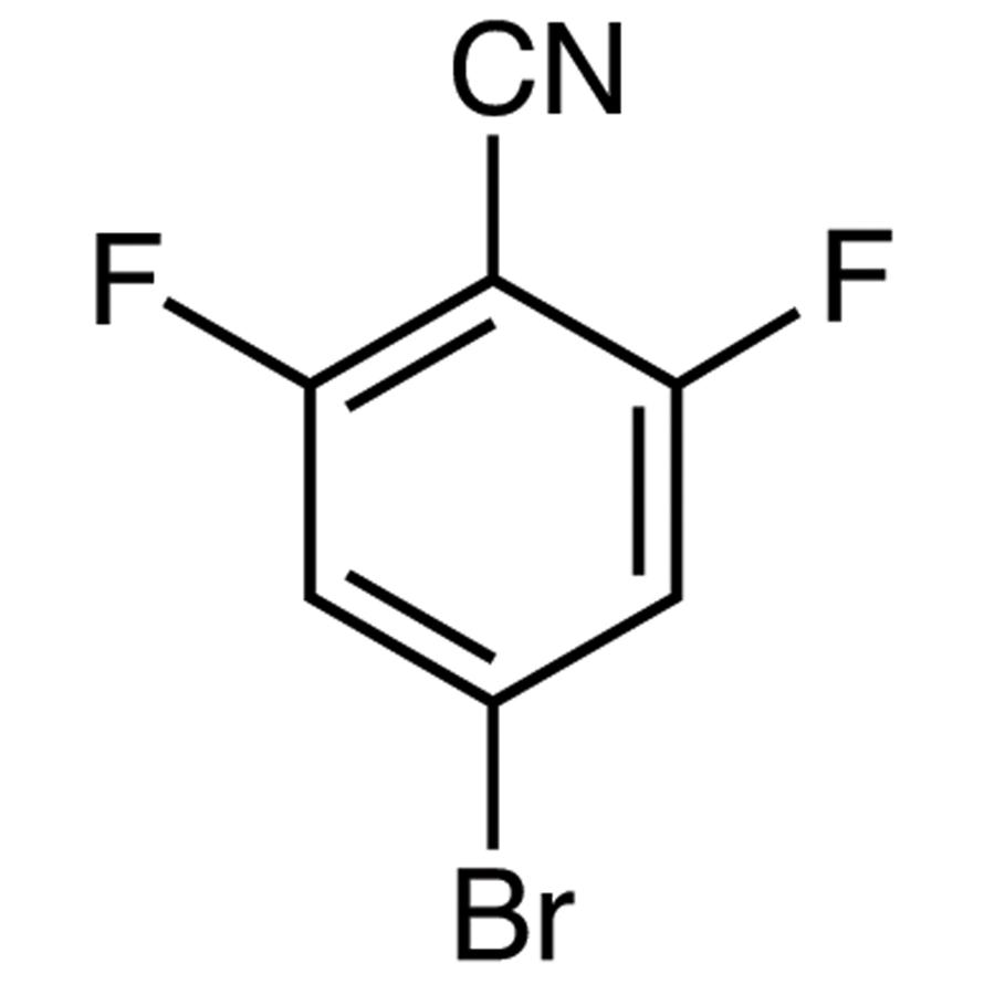 4-Bromo-2,6-difluorobenzonitrile
