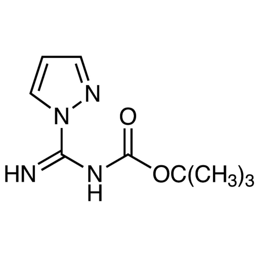 N-(tert-Butoxycarbonyl)-1H-pyrazole-1-carboxamidine