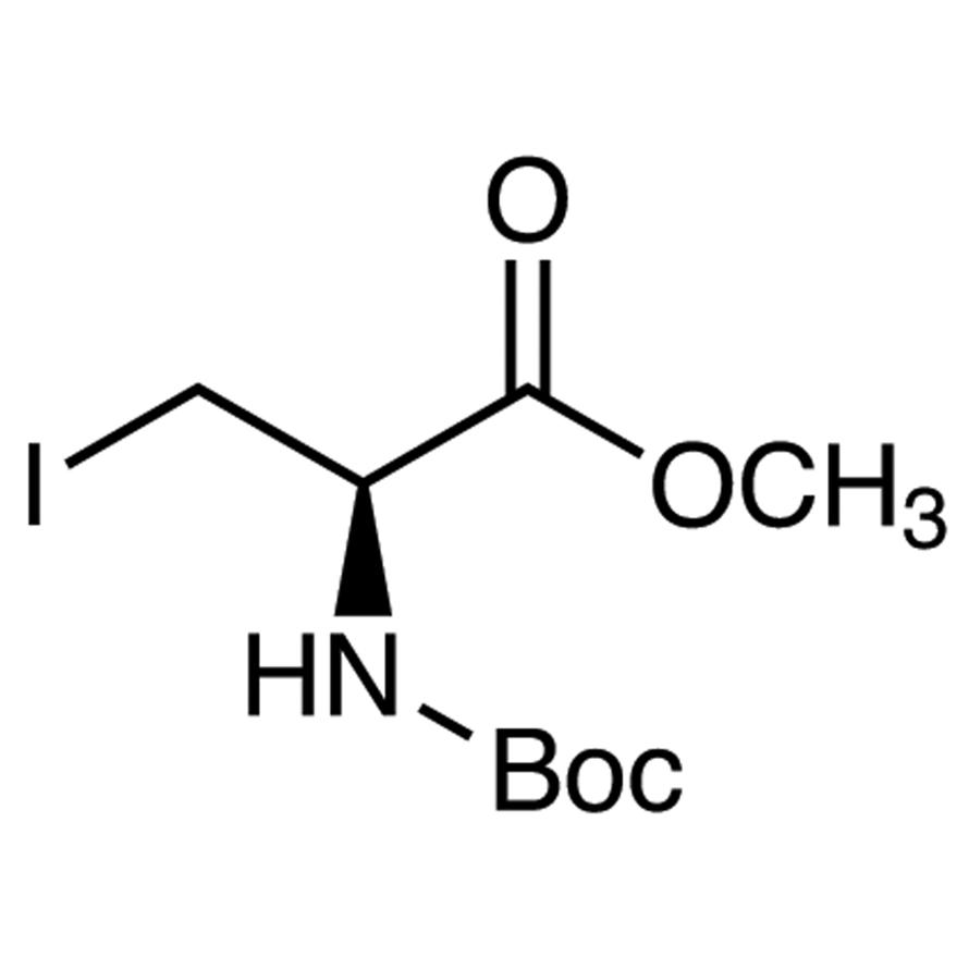 N-(tert-Butoxycarbonyl)-3-iodo-L-alanine Methyl Ester