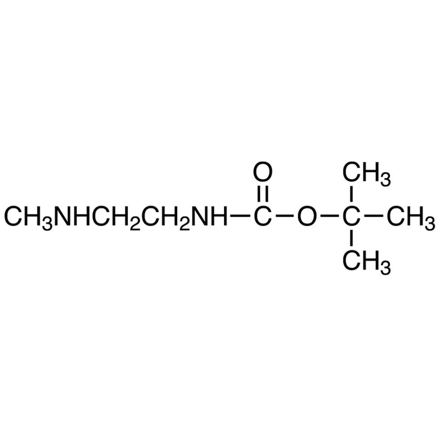 N-(tert-Butoxycarbonyl)-N'-methylethylenediamine