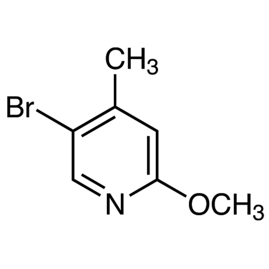 5-Bromo-2-methoxy-4-methylpyridine