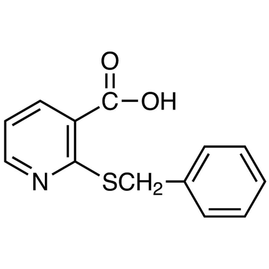 2-(Benzylthio)nicotinic Acid