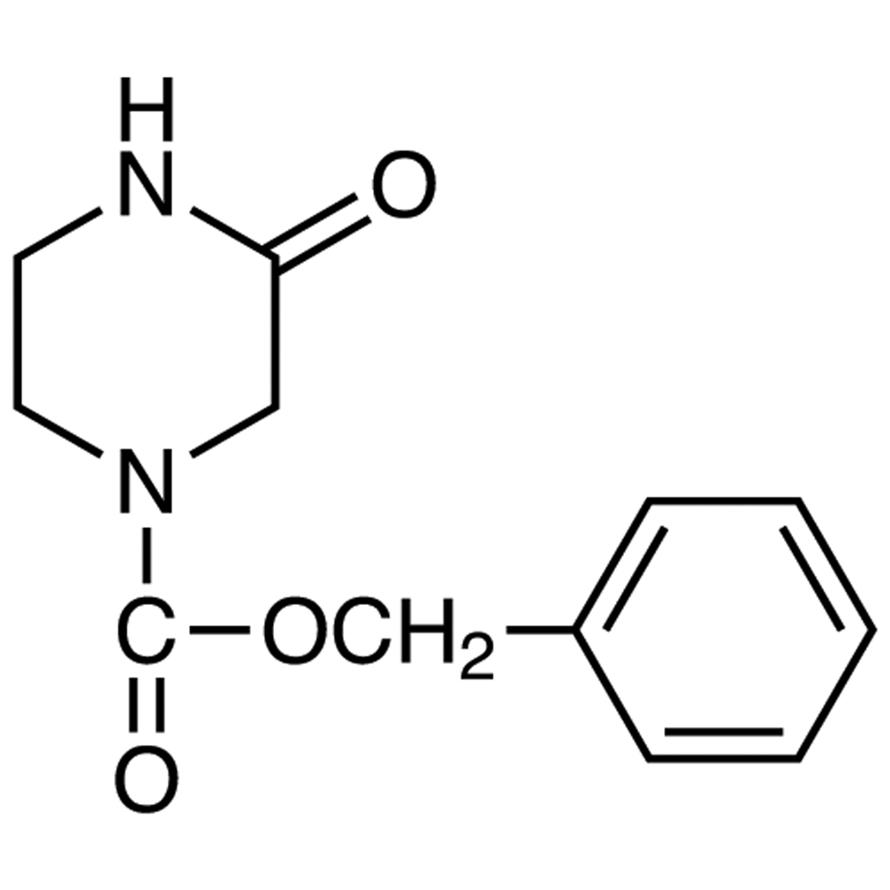 Benzyl 3-Oxopiperazine-1-carboxylate