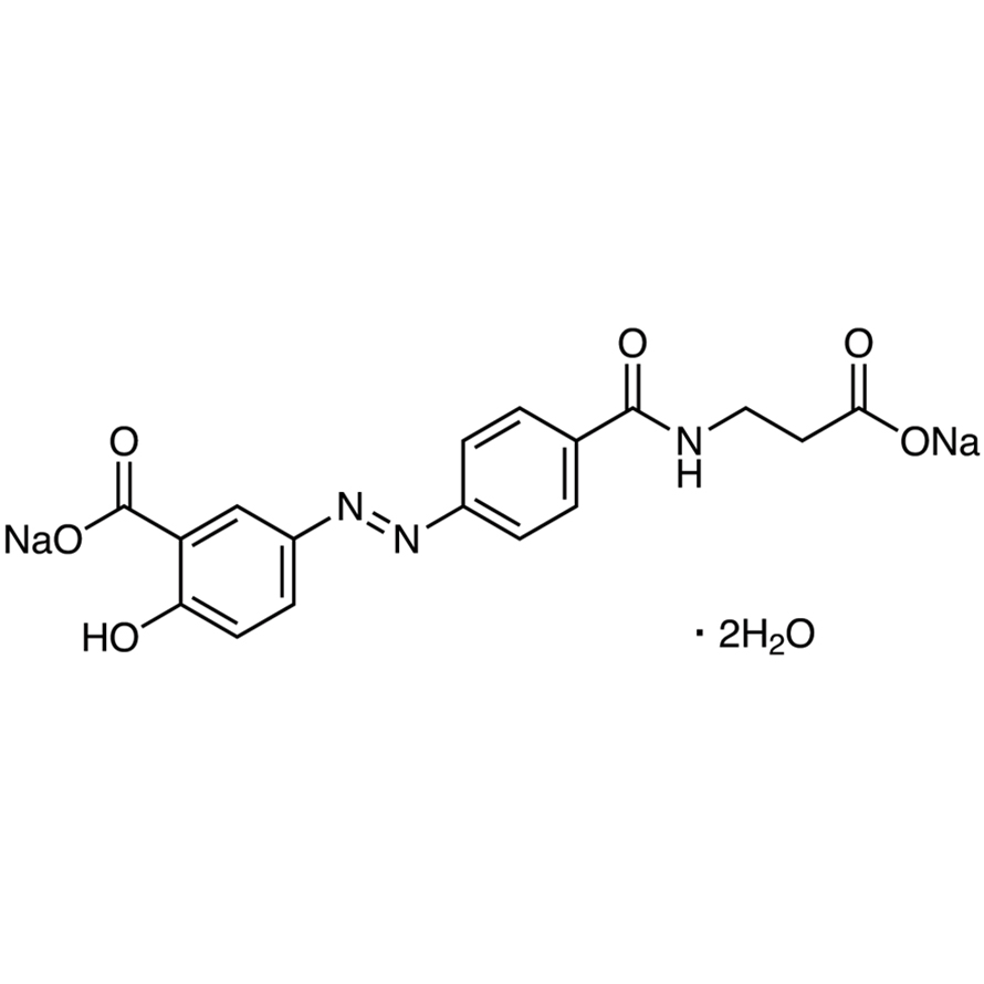 Balsalazide Disodium Salt Dihydrate