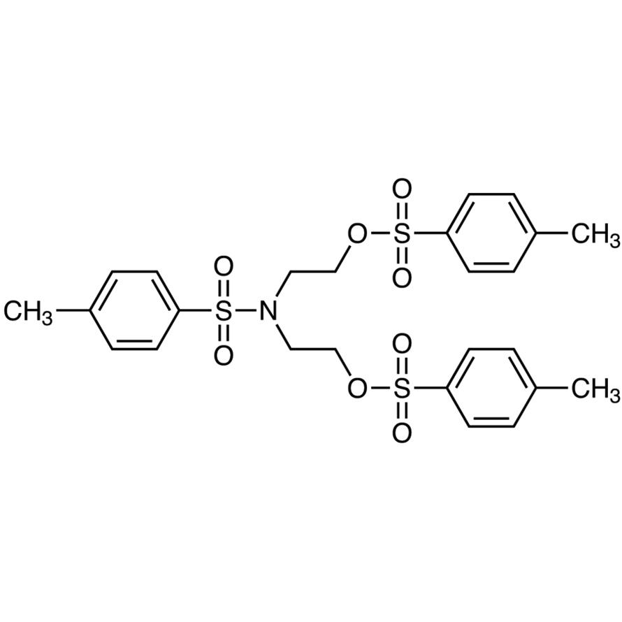 N,N-Bis[2-(p-tolylsulfonyloxy)ethyl]-p-toluenesulfonamide