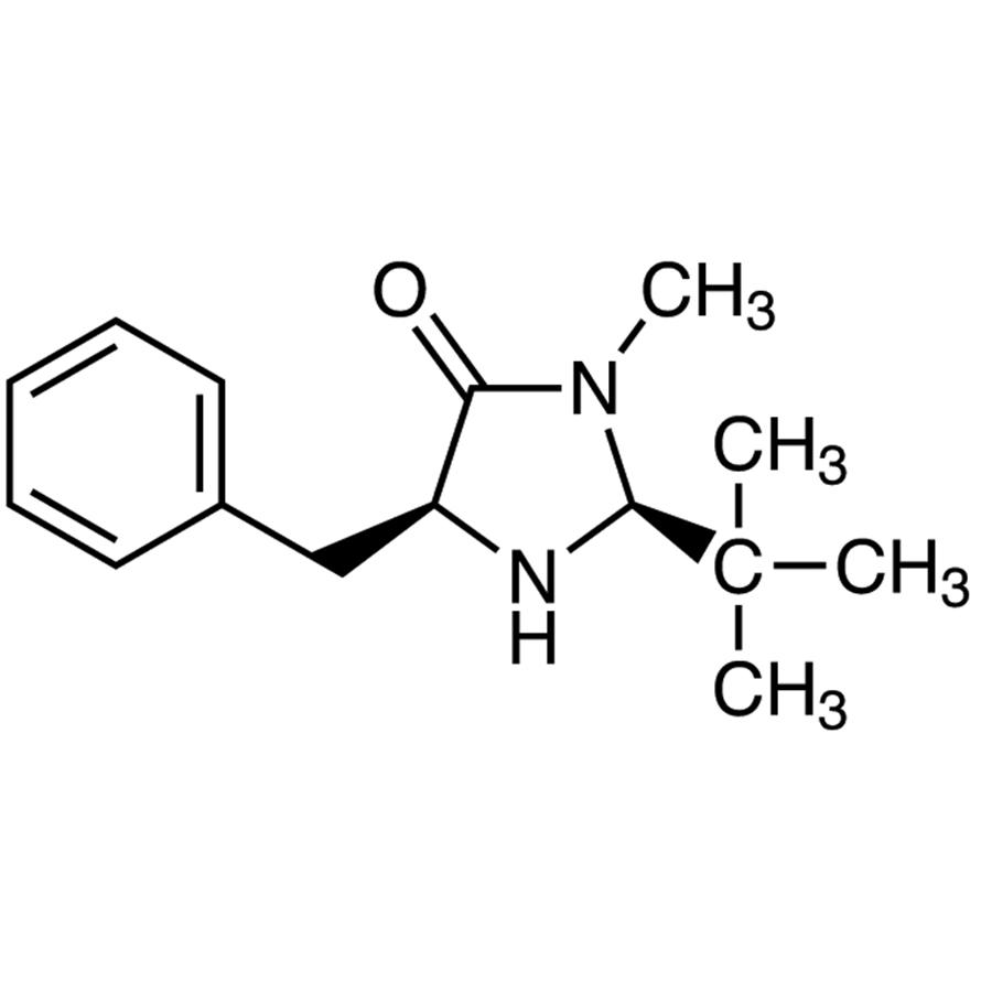 (2S,5S)-(-)-2-tert-Butyl-3-methyl-5-benzyl-4-imidazolidinone