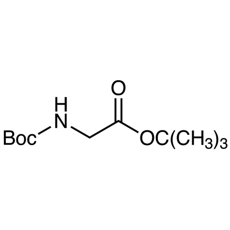 N-(tert-Butoxycarbonyl)glycine tert-Butyl Ester