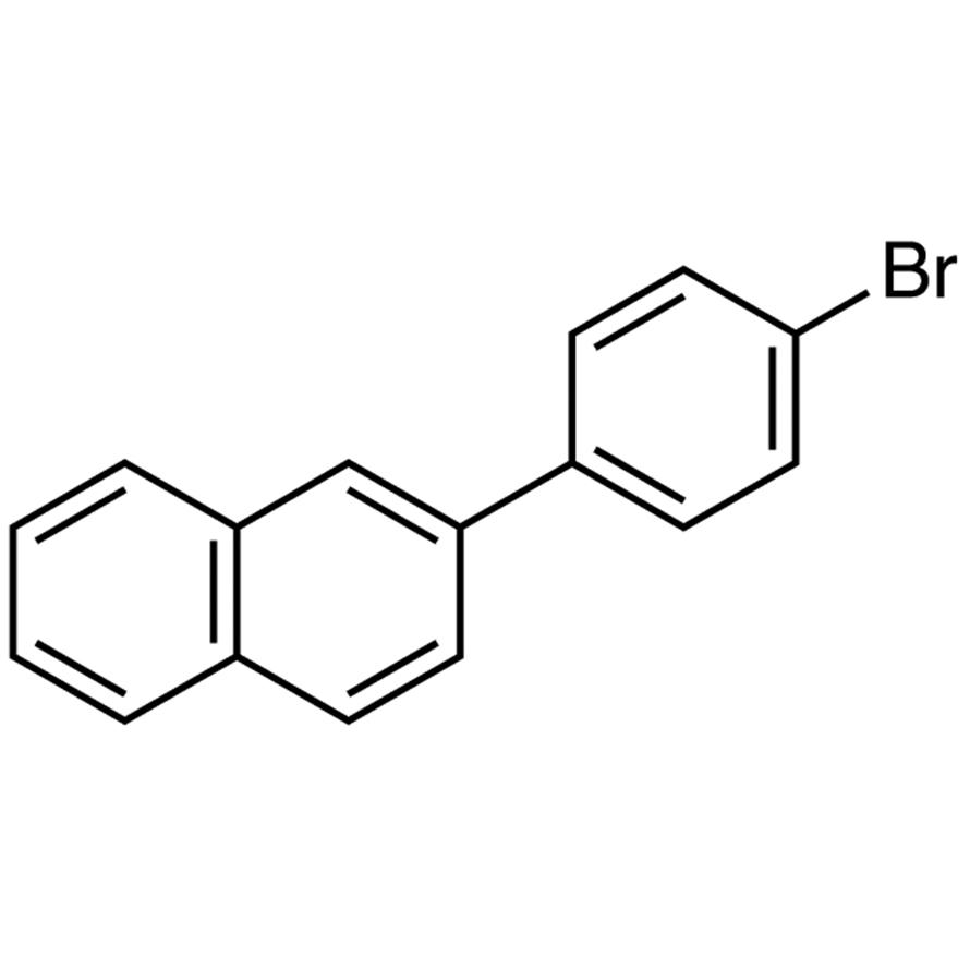 2-(4-Bromophenyl)naphthalene