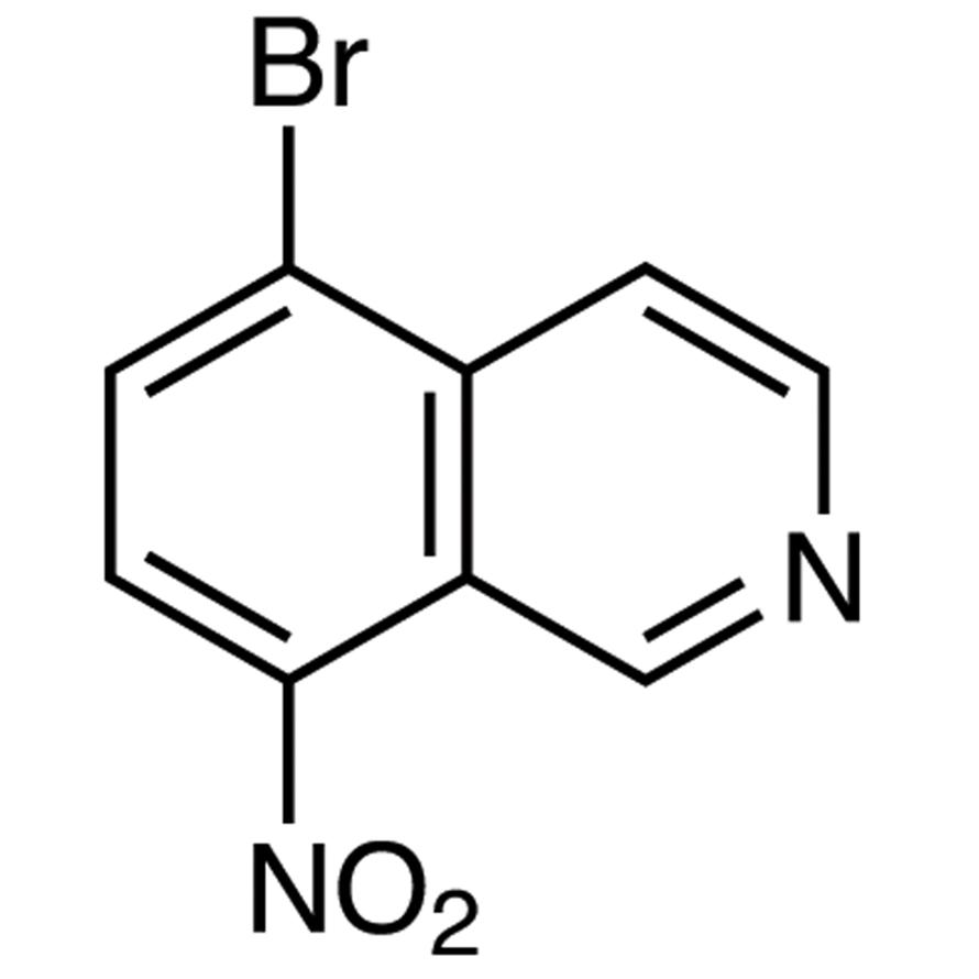 5-Bromo-8-nitroisoquinoline