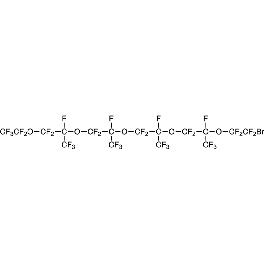 1-Bromo-1,1,2,2,4,5,5,7,8,8,10,11,11,13,14,14,16,16,17,17,17-henicosafluoro-4,7,10,13-tetrakis(trifluoromethyl)-3,6,9,12,15-pentaoxaheptadecane