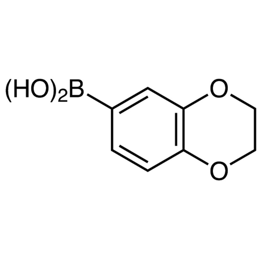 1,4-Benzodioxane-6-boronic Acid (contains varying amounts of Anhydride)