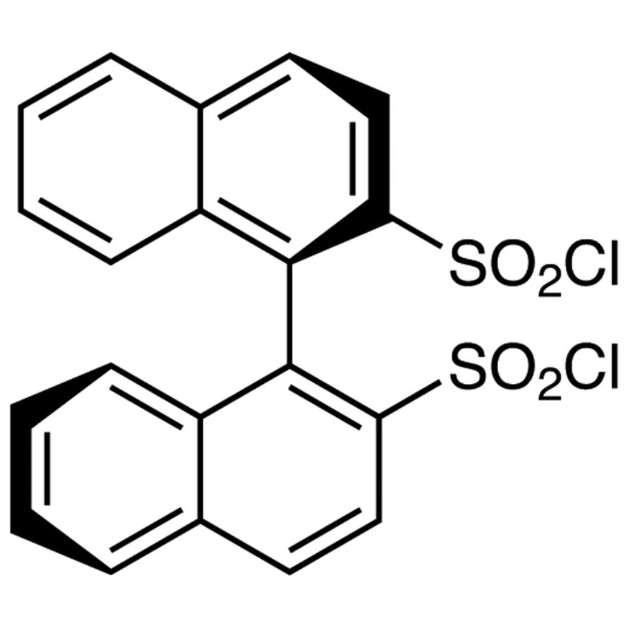 (R)-1,1'-Binaphthyl-2,2'-disulfonyl Dichloride