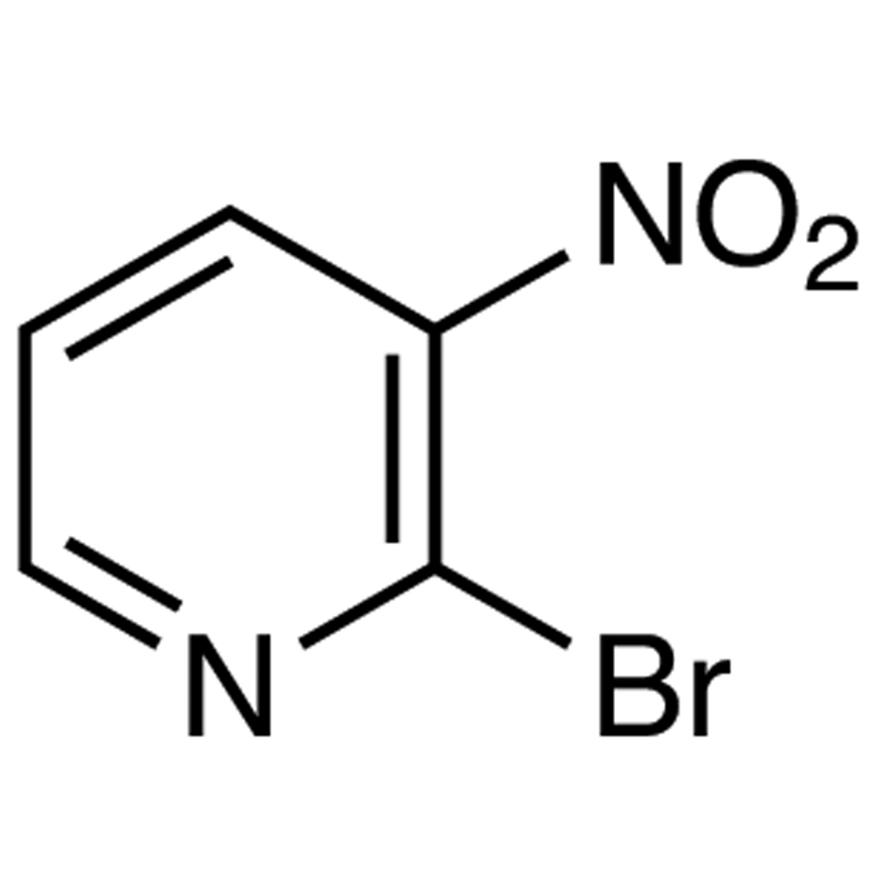 2-Bromo-3-nitropyridine