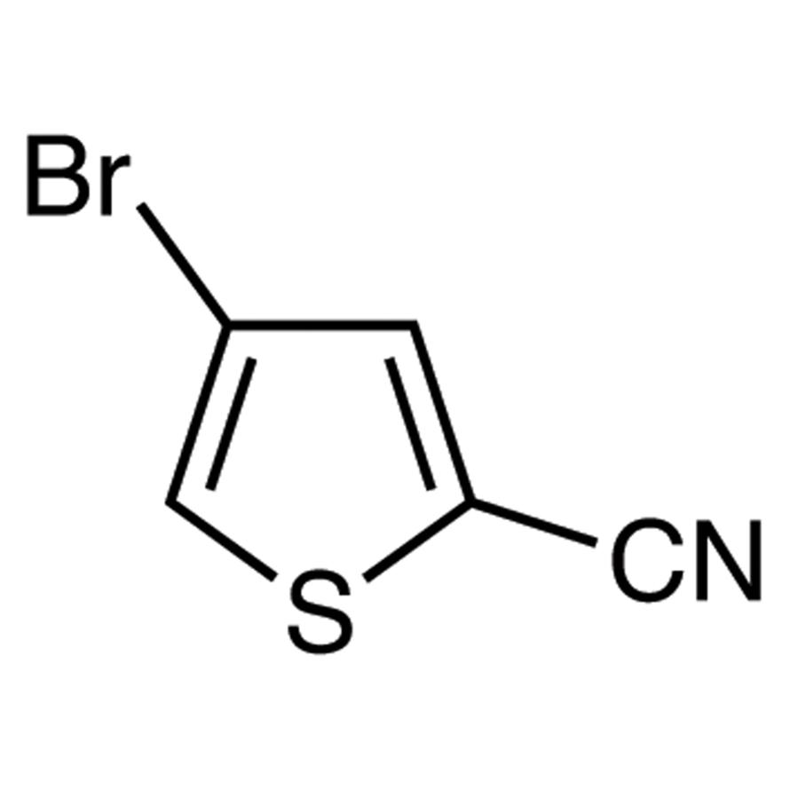 4-Bromo-2-cyanothiophene