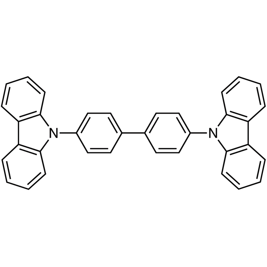 4,4'-Bis(9H-carbazol-9-yl)biphenyl (purified by sublimation)