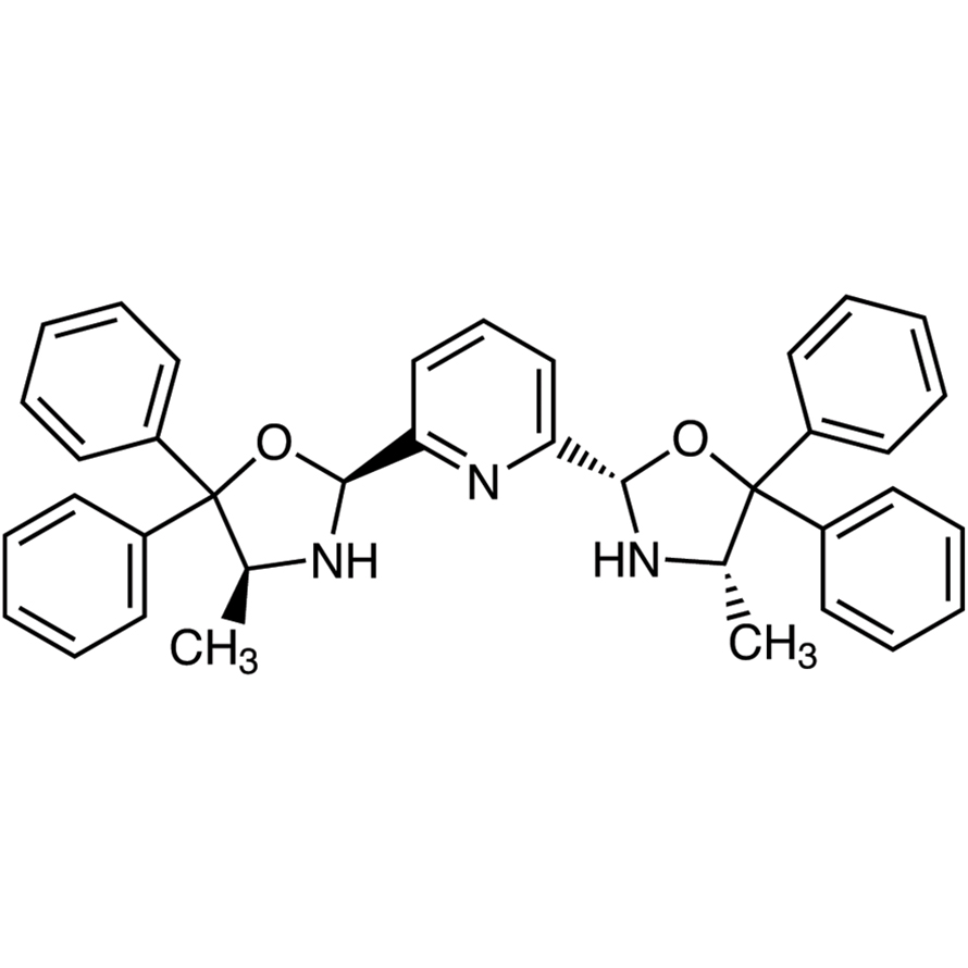 2,6-Bis[(2S,4S)-4-methyl-5,5-diphenyloxazolidin-2-yl]pyridine