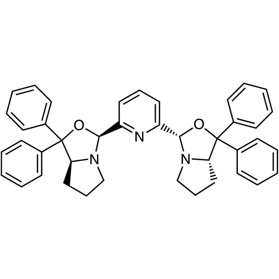 2,6-Bis[(2S,5S)-4,4-diphenyl-1-aza-3-oxabicyclo[3.3.0]octan-2-yl]pyridine