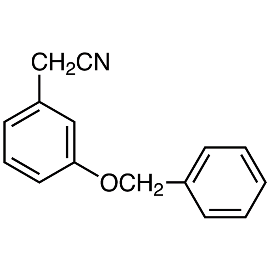 3-Benzyloxyphenylacetonitrile