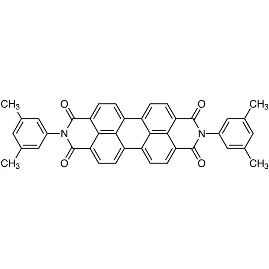 N,N'-Bis(3,5-dimethylphenyl)-3,4,9,10-perylenetetracarboxylic Diimide