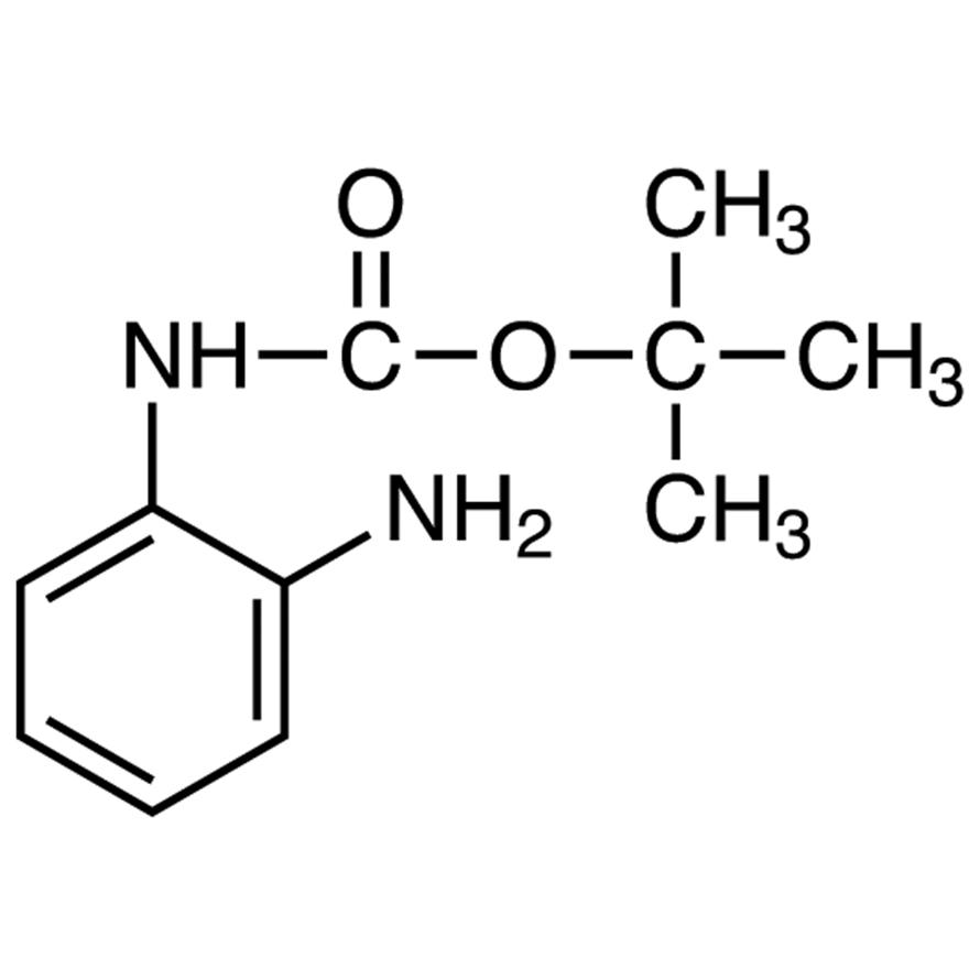 N-(tert-Butoxycarbonyl)-1,2-phenylenediamine
