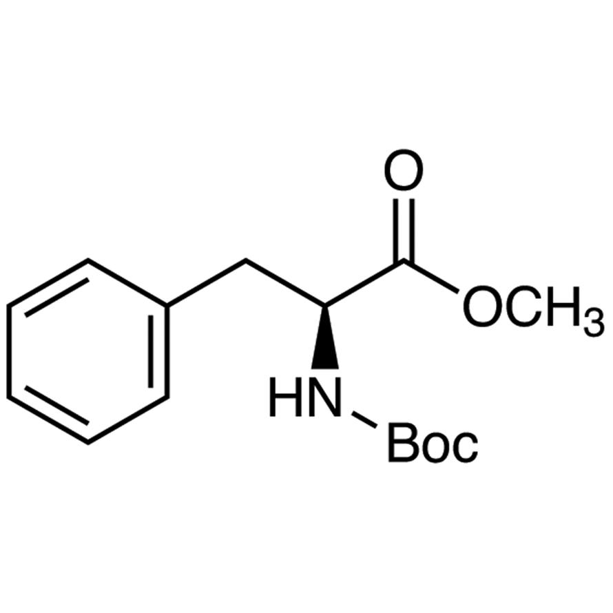 N-(tert-Butoxycarbonyl)-L-phenylalanine Methyl Ester