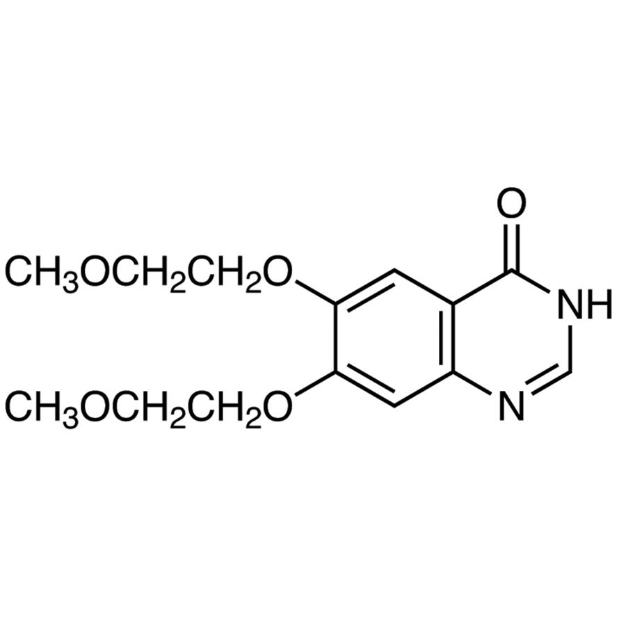 6,7-Bis(2-methoxyethoxy)-3H-quinazolin-4-one